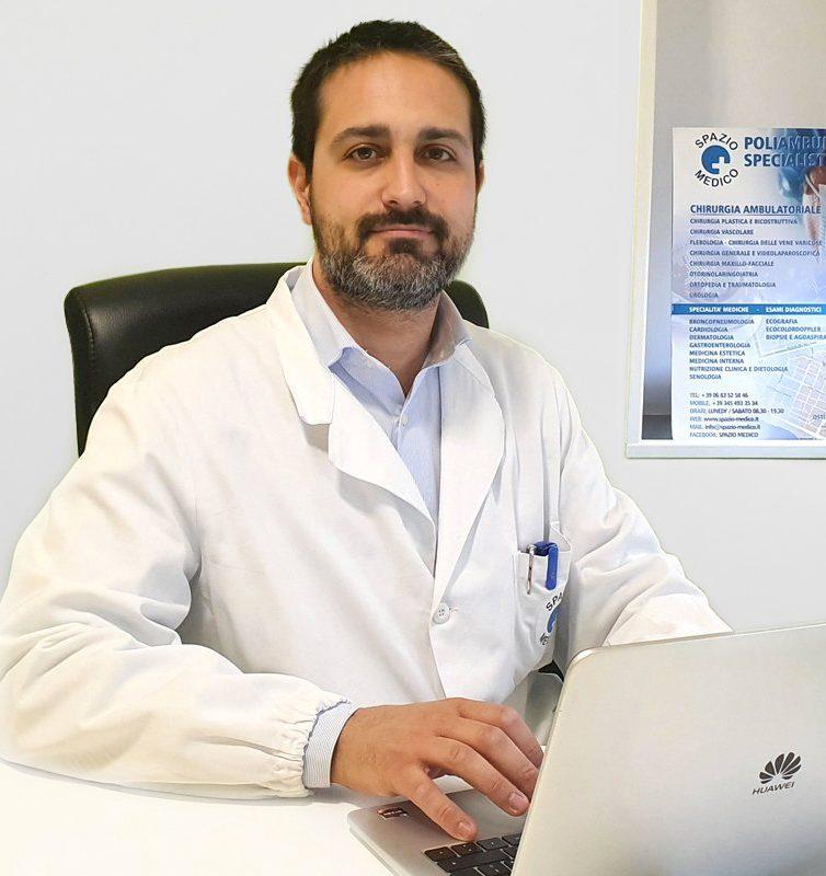 Dott. GiovanBattista Giorgio proctologo Ostia