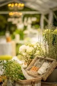Matrimonio bio a Villa Claudia dei Marchesi dal Pozzo