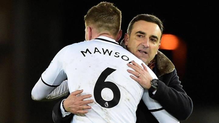 Lo Swansea di Carvlhal nel nostro recap internazionale | numerosette.eu