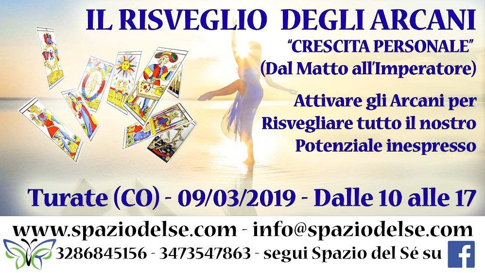 09/03/2019 - Risveglio degli Arcani