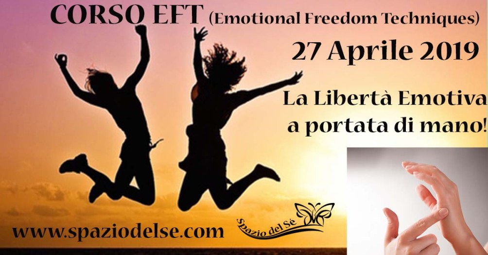 27/04/2019 - Corso EFT