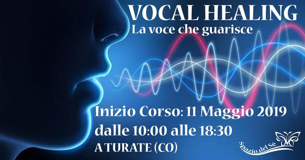 11/05/2019 - Corso di Vocal Healing