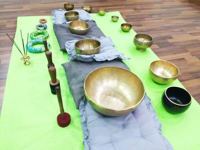 16/11/2019 - Massaggi sonori con le Campane Tibetane