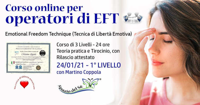 24/01/21 - Corso online per operatori di EFT