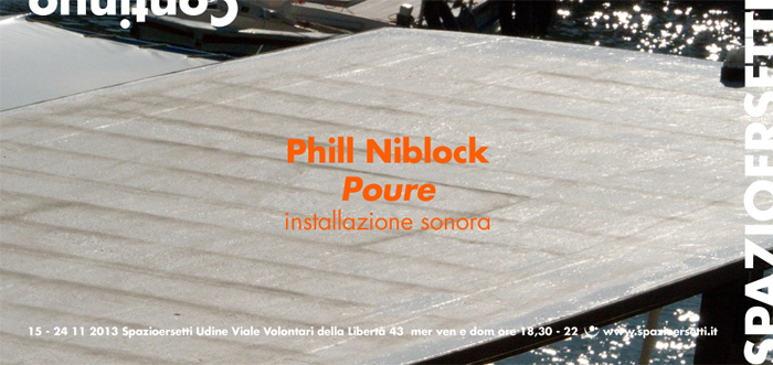 Phill Niblock