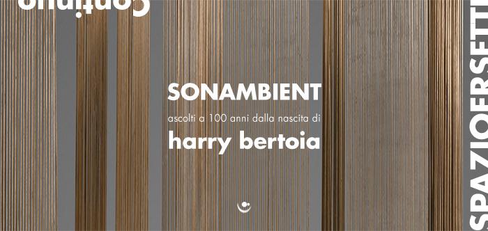 Harry Bertoia - Sonambient