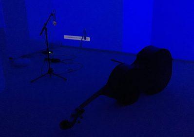 Spazioersetti - recording session - special guest Nicola Negrini - photo Alessandra Zucchi