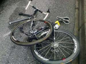 incidente bici san giovanni rotondo