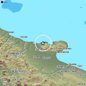 terremoto 10 gennaio 2015
