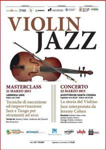 01 Violin Jazz