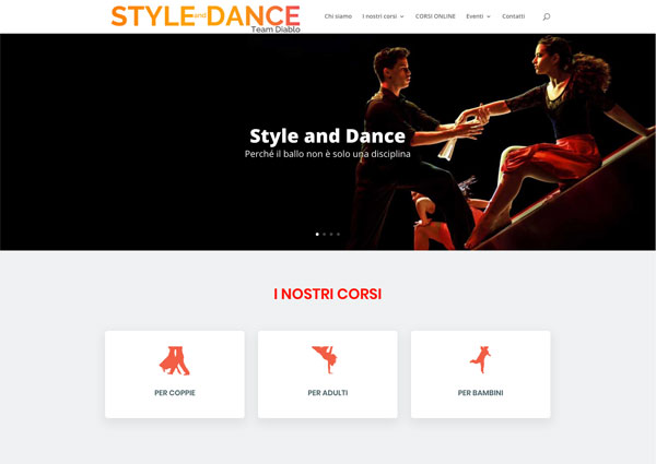 Style and Dance