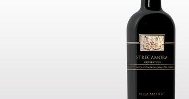 Stregamora , nuova etichetta di Villa Matilde
