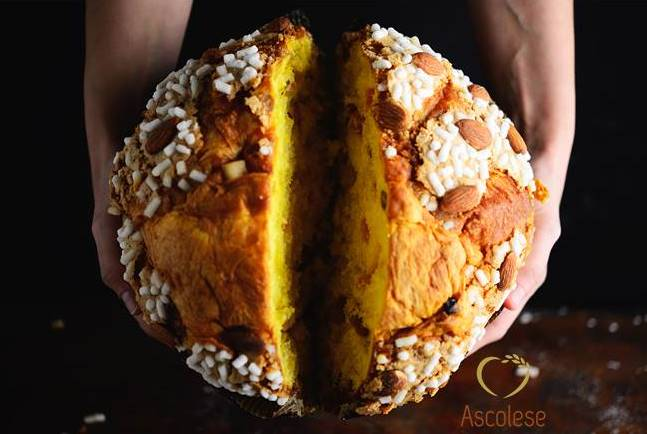 Ascolese Re Panettone