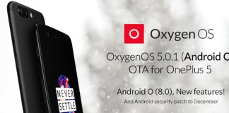 OxygenOS 5.0