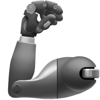 Mechanical-or-prosthetic-arm
