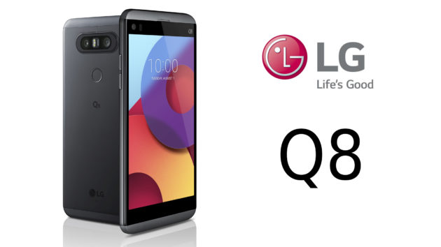 LG Q8 patch marzo