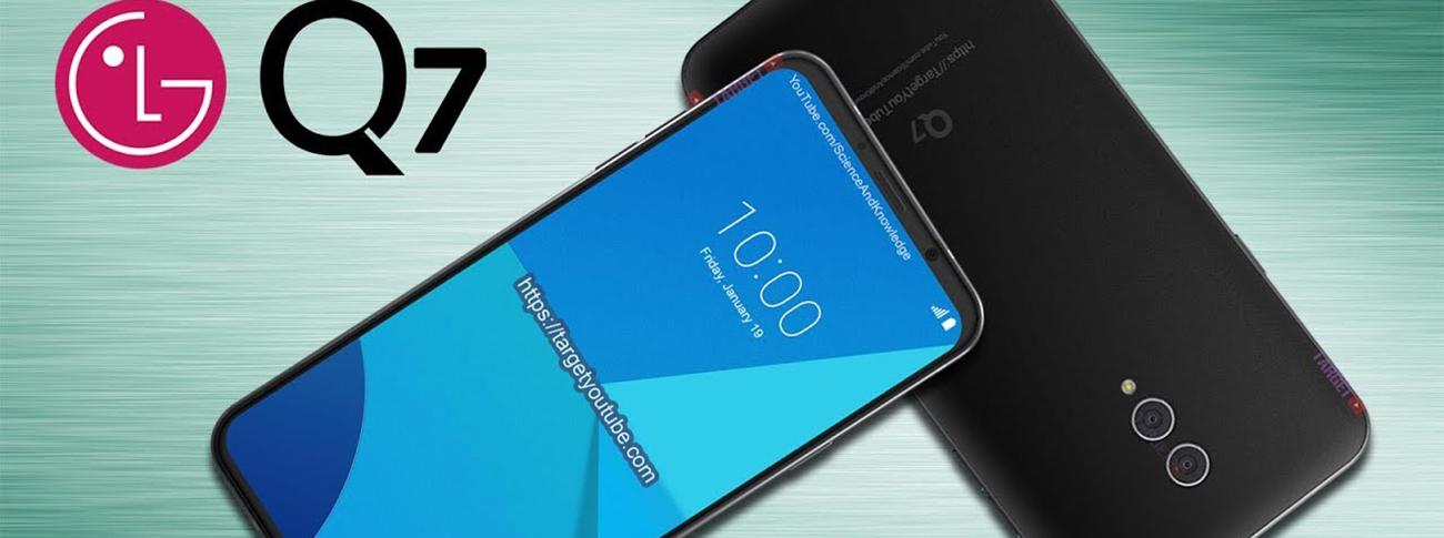 LG Q7 Stylus Plus