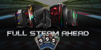 STEAM MSI