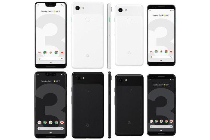 Google Pixel 3 Pixel 3 XL