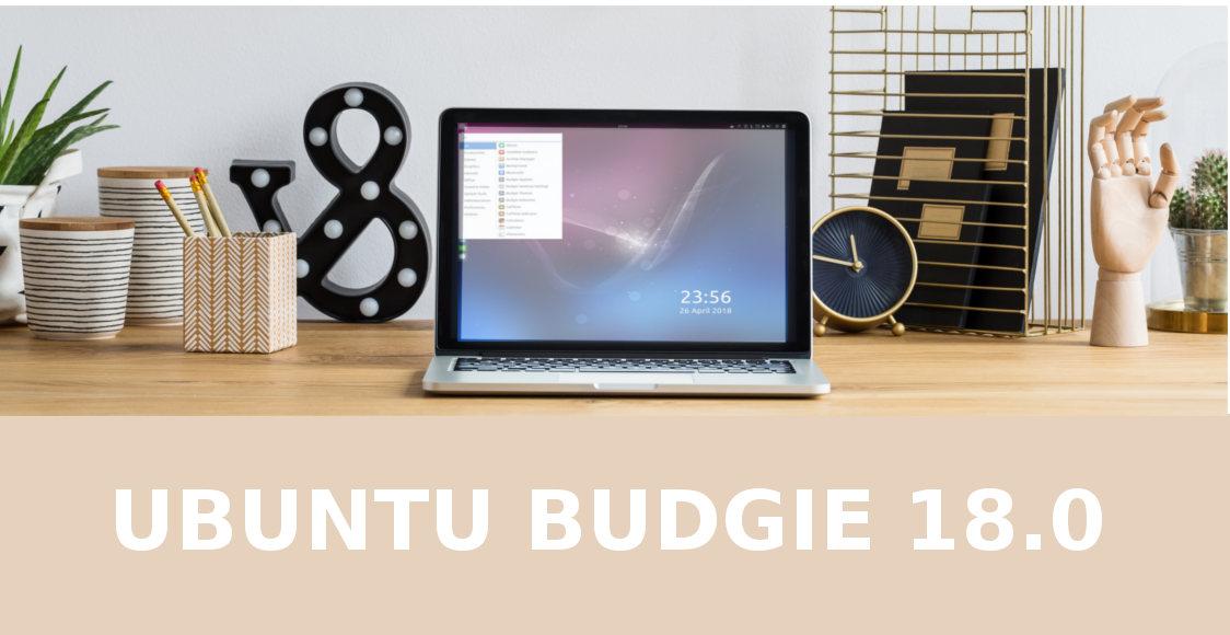 ubuntu budgie 18.10