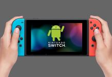 Android su Nintendo Switch