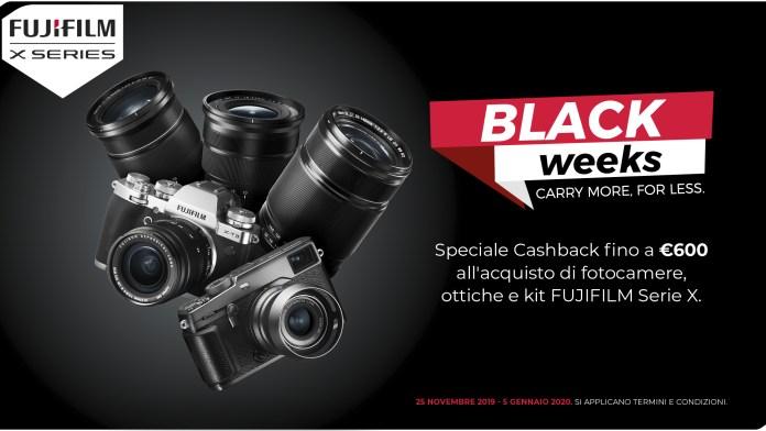 Black Friday Fujifilm