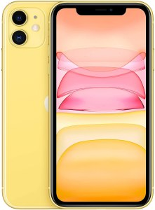 Apple iPhone 11 256 GB Giallo