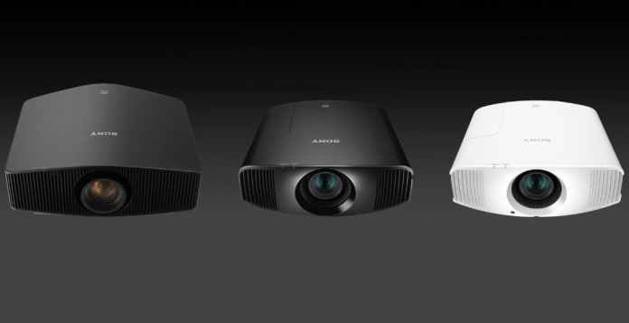 Proiettori Sony 4K
