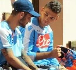 Lorenzo e Roberto Insigne