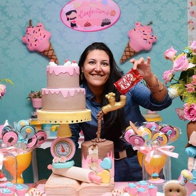 Confeiteira Roberta Doces Gourmet