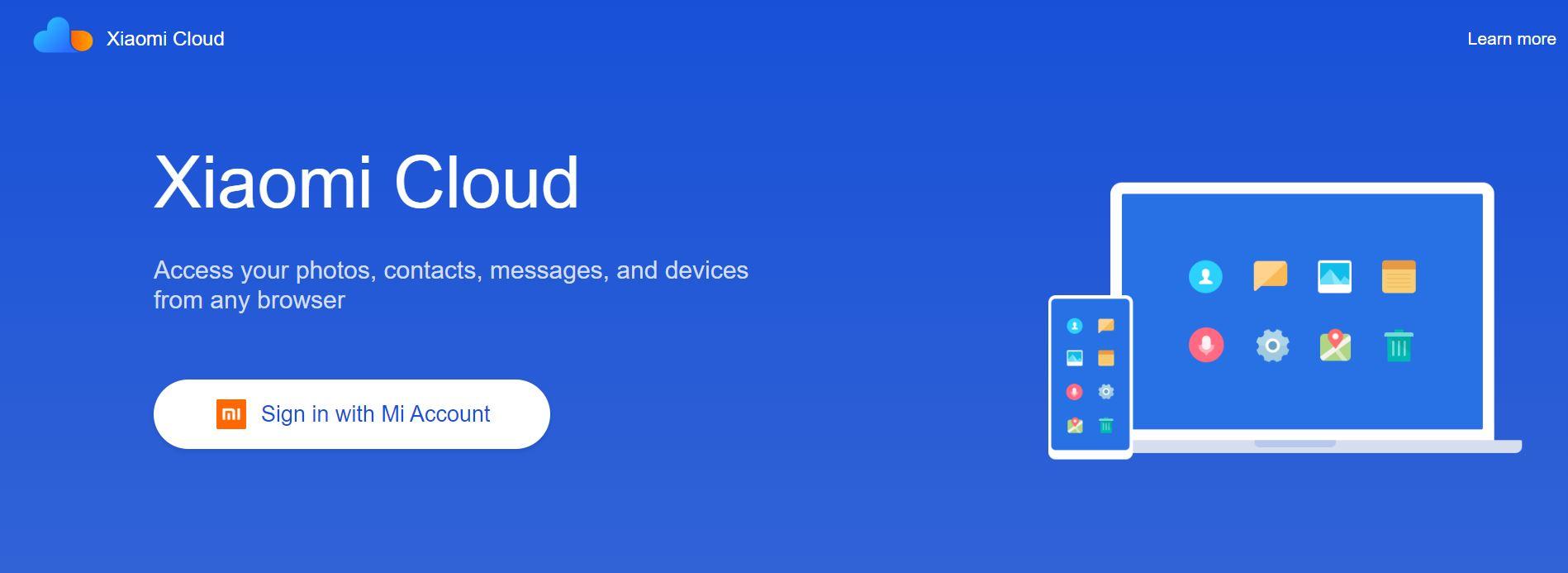 Xiaomi regala 50GB gratuiti su Xiaomi Cloud per un anno