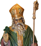 St. Patrick Church Logo