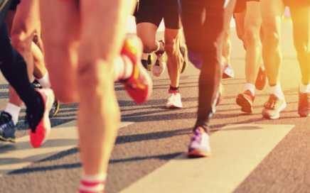 Massagem para quem pratica exercício