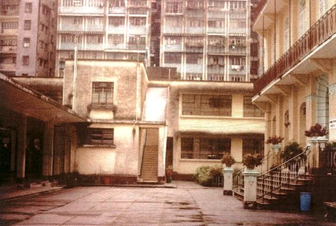 The Old Buildings Of St Paul S Convent School