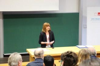 Integrationspolitikerin Juiane Pfeil-Zabel