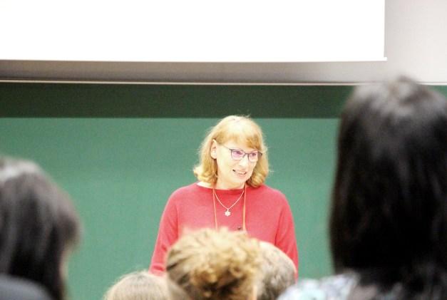 Staatsministerin Petra Köpping
