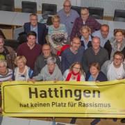 Hattingen hat Haltung Fraktionsbild SPD Hattingen
