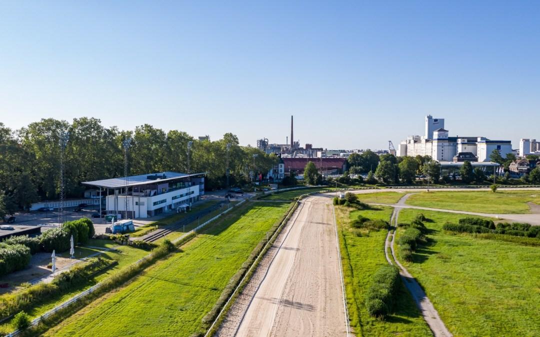 Die Ideen für den Rennbahn-Park der Zukunft