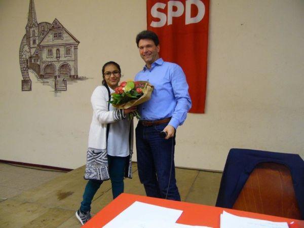 SPD in Weidenthal