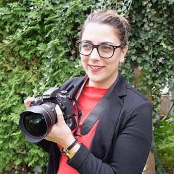 Linda Peloso, Fotografin
