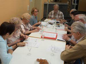 Treffen der Arbeitsgemeinschaft