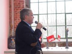 Neujahrsempfang SPD Waltrop 2019 Jens Bennarend-min