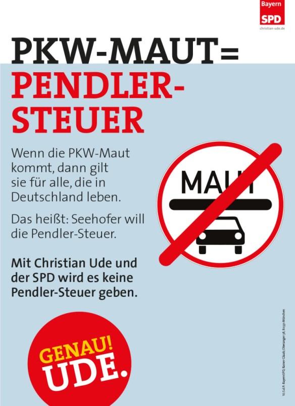 Pendler-Steuer_Plakat