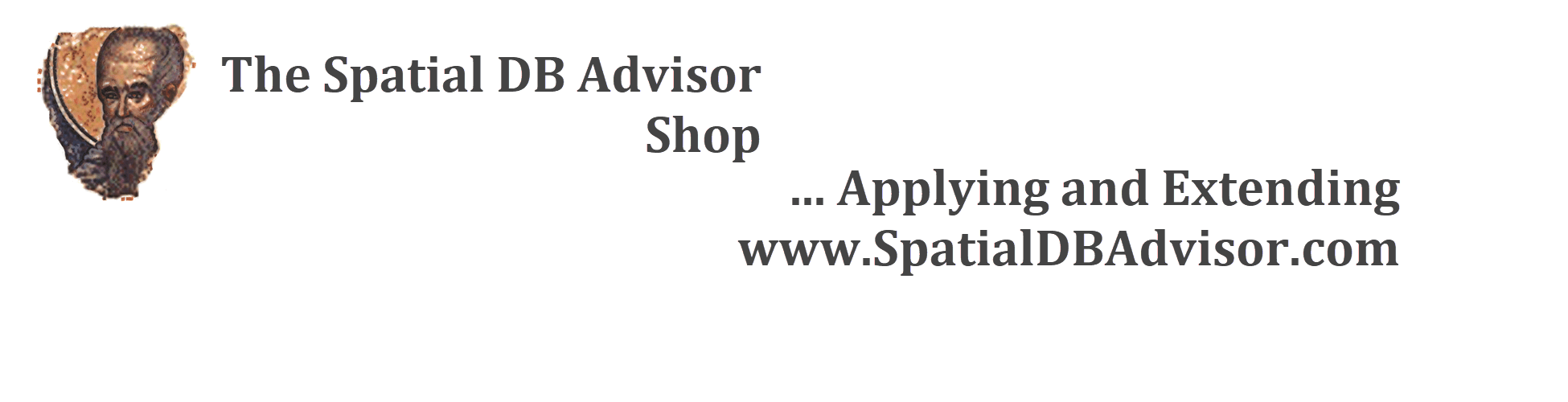 The Spatial DB Advisor Shop
