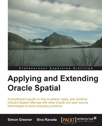 Book on how to get the bet out of the basic Oracle Spatial database and APIs.