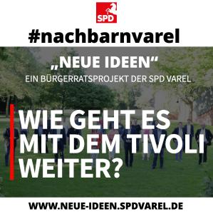 Bürgerrat Neue Ideen SPD Varel