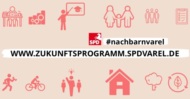 Zukunftsprogramm SPD Varel