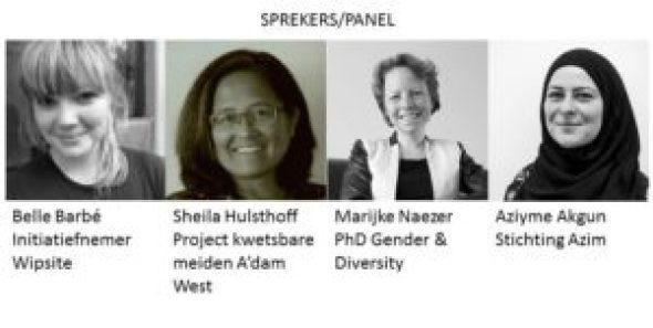 sprekers panelleden