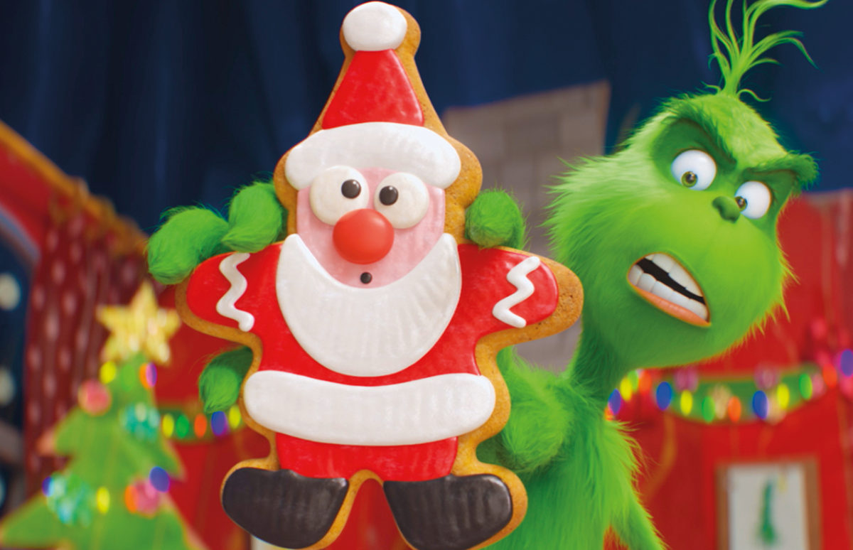 The Grinch Who Stole Christmas Speakeasy News