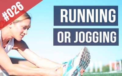 start running jogging